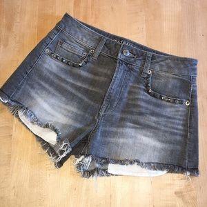 NWOT Vintage Hi-Rise Festival Jean Shorts